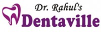 Logo of Dr Rahul's Dentaville