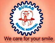 Logo of Suhas Dental Hospital