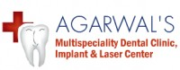 Logo of Agarwal's Multispeciality Dental Clinic, Implant & Laser Center