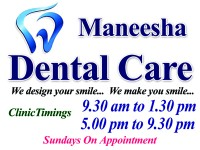 Logo for Member of IndiaDentalClinic.com - Maneesha Dental Care And Implant Center
