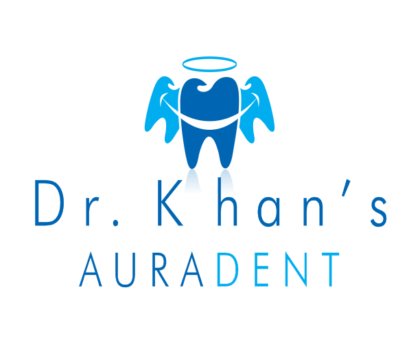 Logo of Dr. Khan's Auradent Advanced Dental Care And Implant Centre