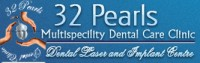 Logo of 32 Pearls Orthodontics Dental Care Clinic