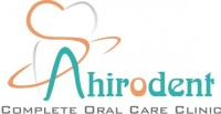 Logo for Member of IndiaDentalClinic.com - Ahirodent - Complete Oral Care Clinic