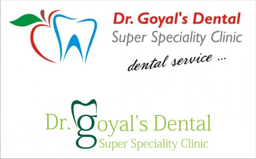 Logo of Dr Goyal's Dental Super Speciality Clinic