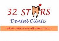 Logo of 32 STARS DENTAL CLINIC