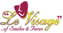 Logo for Member of IndiaDentalClinic.com - Le Visage ...of Smiles & Faces