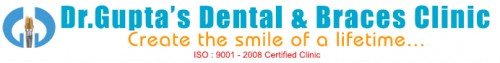 Logo of Dr Gupta's Dental & Braces Clinic