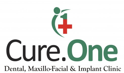 Logo of Cure.one Dental Clinics