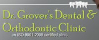 Logo of Dr. Grover's Dental & Orthodontic Clinic