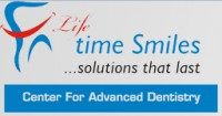 Logo of Life Time Smiles Dental Clinic