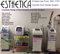 Dental Treatment image of Esthetica Dental Clinic & Implant Center And Facial Plastic Surgery Hospital